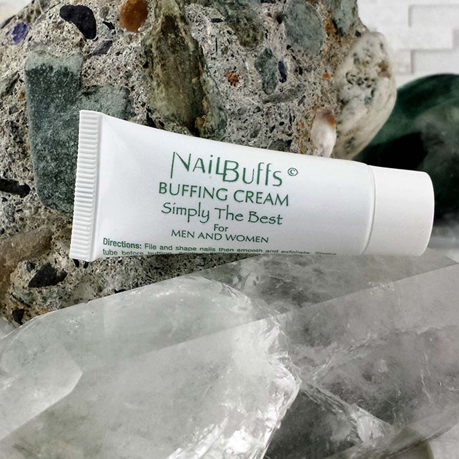 Natural Nail Buffing Cream (Creme) - Simply The Best - w/Bonus ...