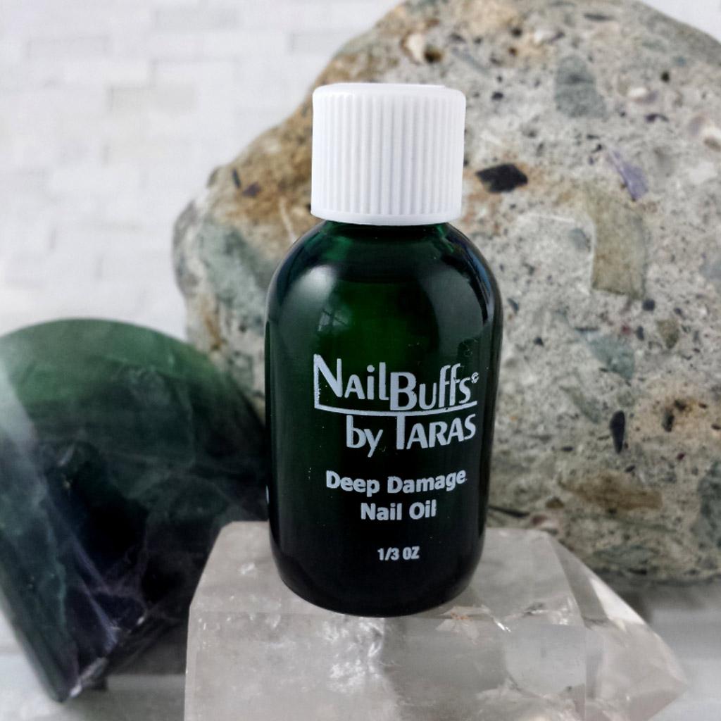 Deep Damage Natural Nail Care Repair Oil